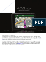 Nuvi 3450 Owners Manual