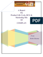 complete Report on Complan