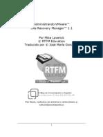 Administrando VMware Site Recovery Manager 1.0 Actualización 1_SRM_Guide_1.4_-_Spanish