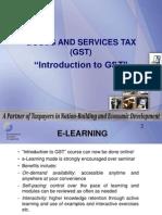 Gst Class Presentation Slides