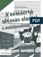 A némaértő olvasás alapjai.pdf