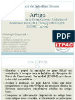 KRAS Mutation in Colon Cancer PRONTO