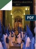 Semana Santa Aracena, 2013