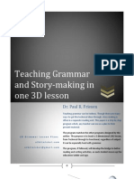 Teaching Grammar and Story-Making in One Lesson