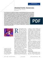 Aortic Anneurysm Imaging