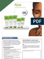 Herbalife .- Caracterisiticas Herbal Aloe- Nutricion Externa