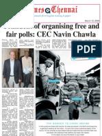 Times Chennai E-Paper, March 12, 2009