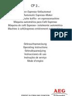 Cafe Perfetto Cp2200