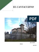 CASTEL CANTACUZINO Analiza Arhitecturala