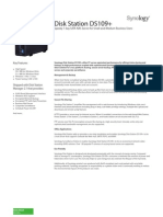 Synology DS109+ Data Sheet_enu