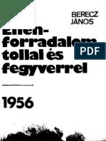 Berecz Janos Ellenforradalom 1956
