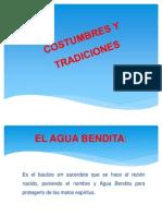Costumbres y Tradiciones de Cutervo