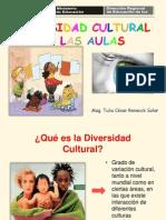 Diversidad Cultural Aulas