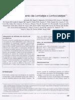 Diagnóstico e Tratamento das Lombalgias e Lombociatalgias