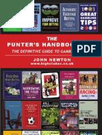 Punters Handbook 2010 by John Newton