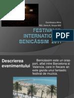 Festival International Benicassim