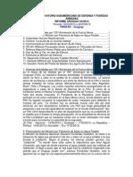 Informe Uruguay 03-2013