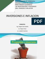 Finanzas e Inflacion