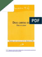 Benedicto Xvi Deu...Itas Est 37de1d8