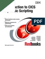Cics Scripting