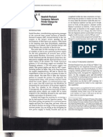 Hewlett Packard Compay Network Printer Design for Universality