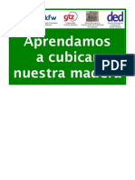 Cubicacion de Madera