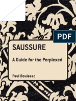 Paul Bouissac-Saussure_ a Guide for the Perplexed (Guides for the Perplexed)-Continuum (2010)