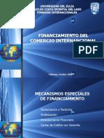 Finanzas Internacionales Financiamiento Del Comercio