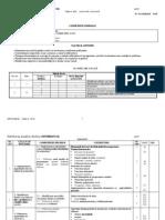 Planificare - Mate-Info - 10 - InFO