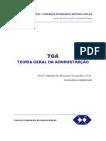 1.1 - Abordagens clássica, burocrática e sistêmica da administração.