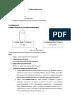 Laporan Praktikum Biokimia Bds 1 Sms 2 Kg 2010