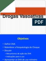 Drogas Vasoativas UTI