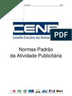 Normas Padrão 2011 CENP