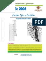 Neo03-2005 Escalas Fijas y Portatiles - Superficie de Trabajo