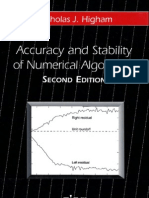 [Nicholas J. Higham] Accuracy and Stability of Num