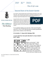 Scotch Gambit Kibitz75