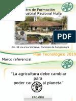 Plan Tecnologico CEFA 2019