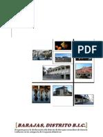 Distrito de Barajas, Bien de Interés Cultural (BIC)