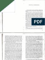 Paul Ricoeur - Estrutura e Hermenêutica