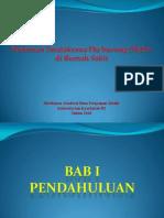 Pedoman Tatalaksana Flu Burung (H5N1) Di Rumah Sakit