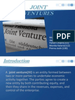 Joint Venture Final PPT
