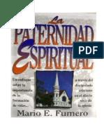 La Paternidad Espiritual