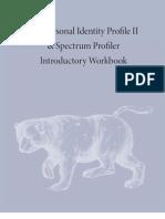 PIP II & Spectrum Profiler Workbook Full Letter