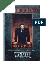 Robert Weinberg - Érinthetetlenek