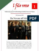 Il Filo Rosso 1 30-1-2012