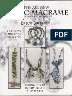 Kris Buchanan - The All New Micro Macrame - 2006