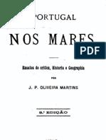 Portugal Nos Mares - Oliveira Martins