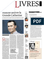 Supplément Le Monde des livres 2013.02.22