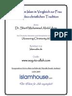 Die Frau Im Islam Im Vergleich Zur Frau in Der Judeo-christlichen Tradition