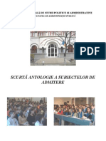 Brosura Istorie&Economie